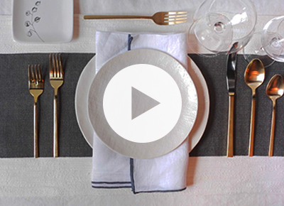 How To Set The Table Properly Purewow