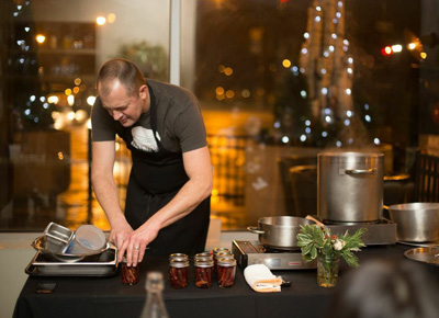 Book a Chef Demonstration at Perennial Virant | Food | Purewow