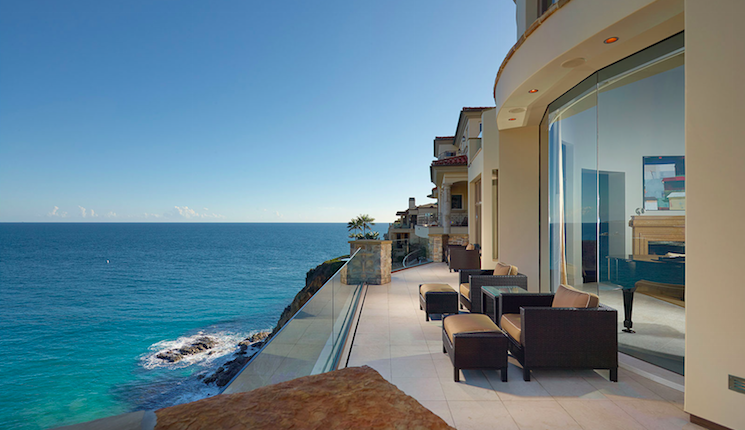 A Gorgeous $20 Million Oceanfront Estate