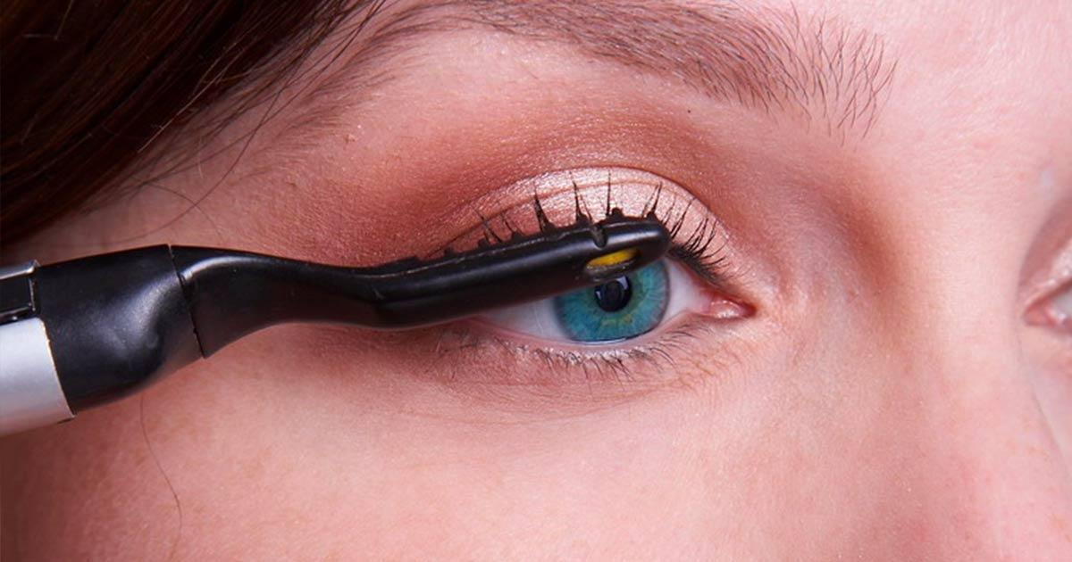 Heated Eyelash Curler Beauty Purewow