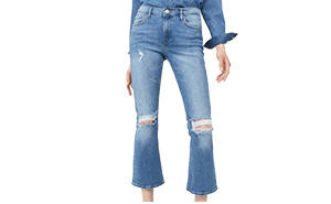cropped flare jeans copy