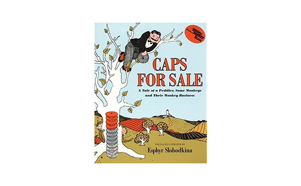 caps for sale childrens book