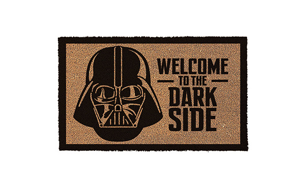 Darth Vader Star Wars doormat