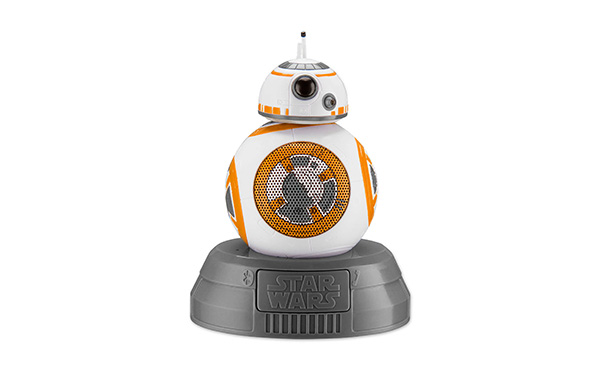Star Wars bluetooth speaker
