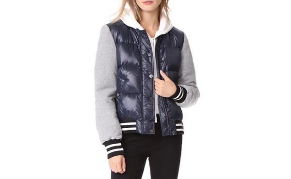 Veronica Beard puffer jacket
