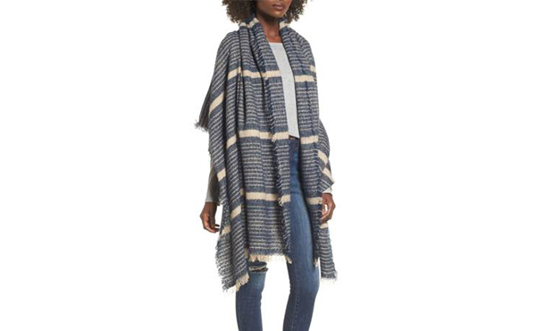 blanket scarf tailgating fam shop