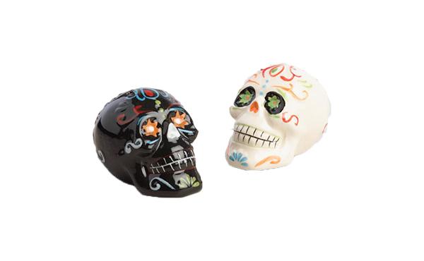 dia de los muertos heads halloween decor
