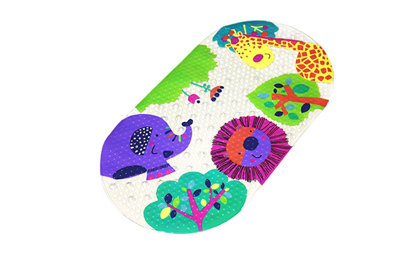 non slip bath mat for kids  2