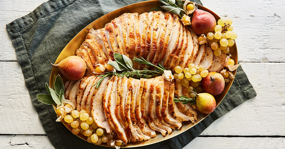 The Best Turkey Recipes For a Smaller Gathering