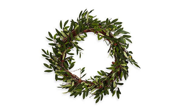 Bed Bath and Beyond Olive Branch Wreath