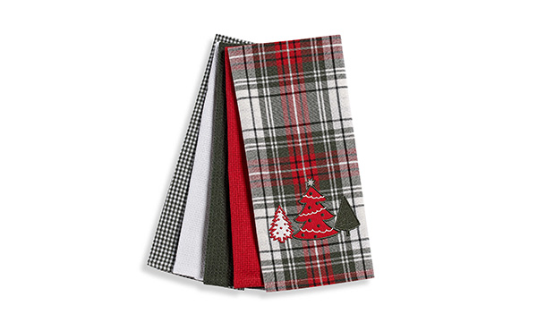 Christmas Dish Towels Bed Bath and Beyond