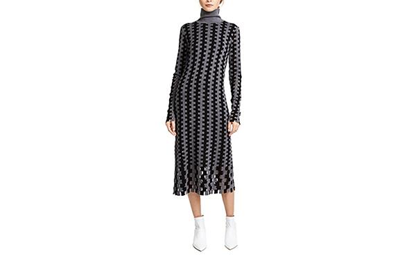 DVF Sweater Dress