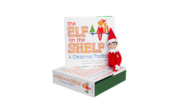 Elf on the Shelf Bed Bath and Beyond