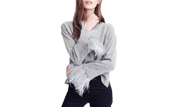 J.Crew Furry Sweater