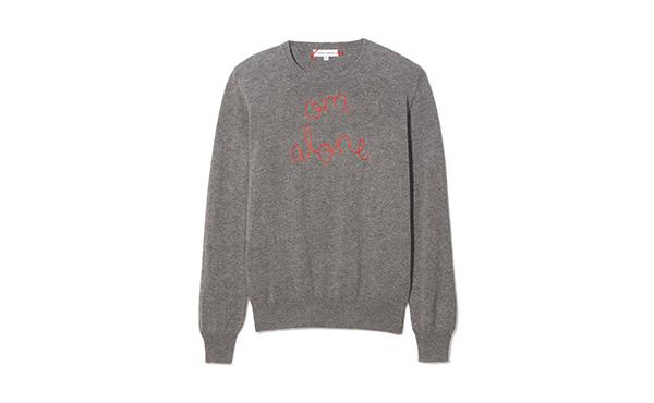 Om Alone Goop Sweater