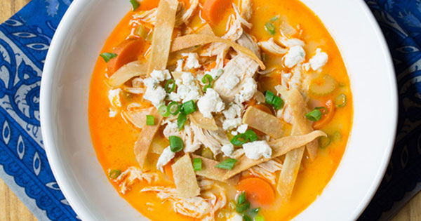 50 Chicken Soup Recipes to Warm You Right Up