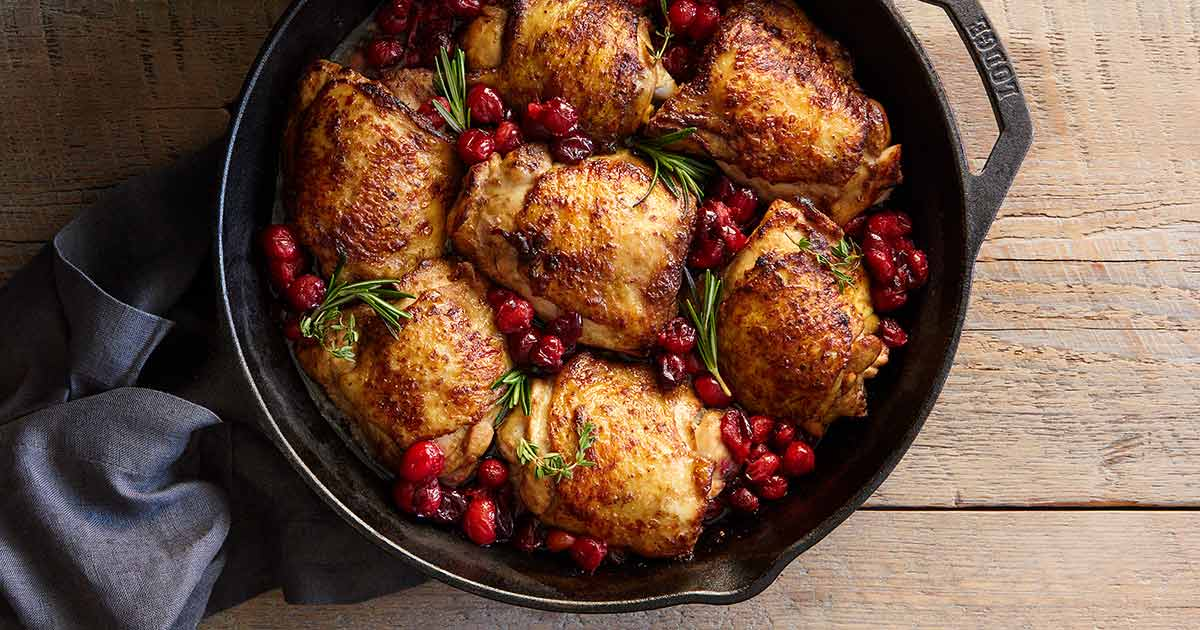 Chicken Recipes For the Coziest Fall Dinners