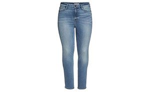 good american straight high rise jeans