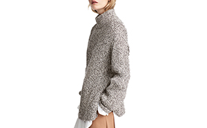 h m oversize sweater