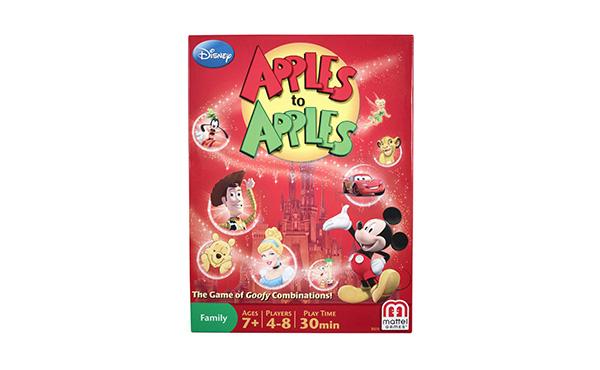 Apples to Apples Disney