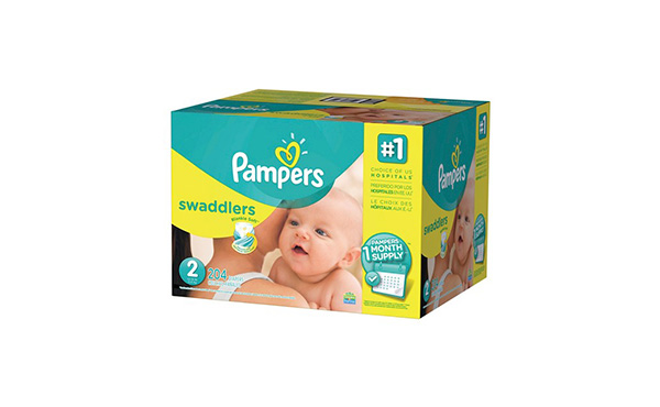 Pampers Diapers Newborn Essentials
