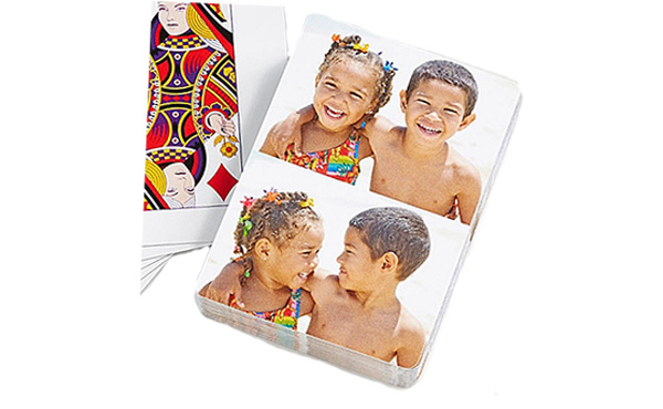 Personalized Playing Cards Bed Bath and Beyond