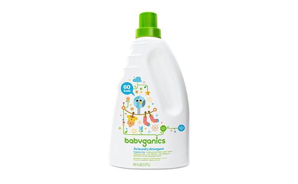 Babyganics Detergent