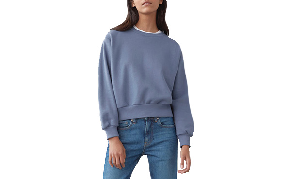 Everlane Fleece Sweatshirt1