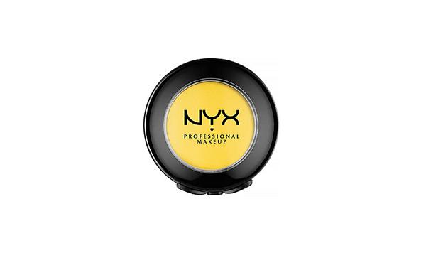 NYX Yellow Eyeshadow