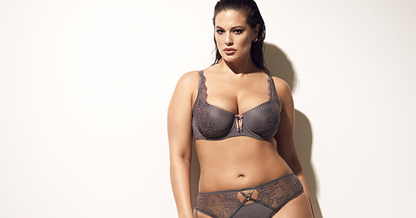 9fb976634 Ashley Graham Launches Lingerie Collection With Addition Elle - PureWow
