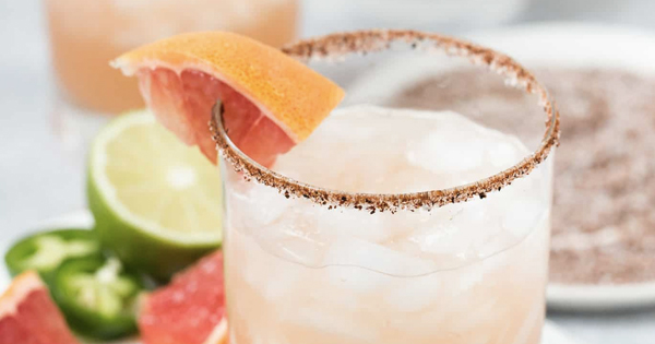 Cocktail Recipes (In Case You Didn't Make It Through Dry January)