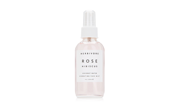 Herbivore Botanicals Rose Hibiscus Facial Spray