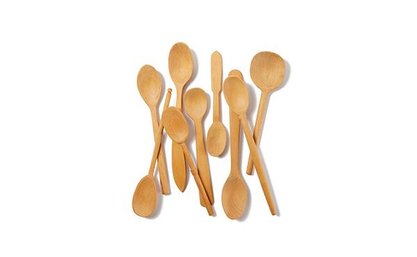 Sir Madam wodden spoons