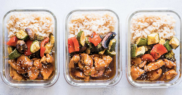 21 Meal Prep Lunch Recipes That Are Better Than an Expensive Salad