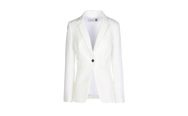 8 White Blazer