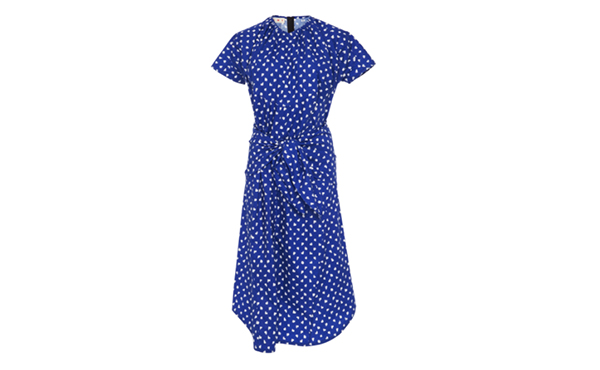 Marni polka dot dress