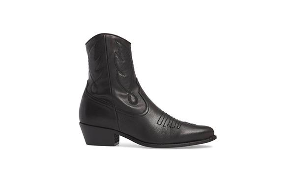 Topshop Cowboy Boots
