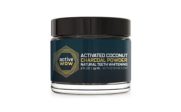 ActiveWow Charcoal Powder