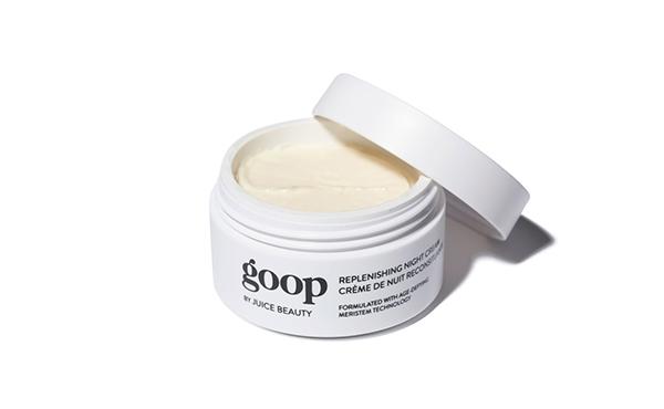 Goop Replenishing Face Cream