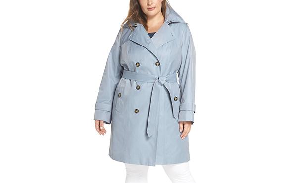 London Fog trench coat