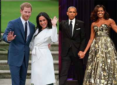 Barack & Michelle Obama Won't Attend the Royal Wedding - PureWow