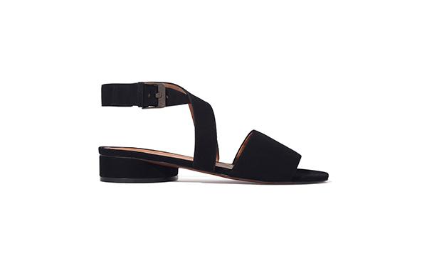 Clergerie black sandals