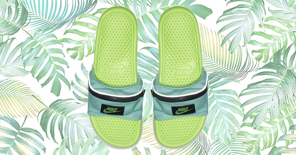 1121cc51a Nike Fanny-Pack Slides Are Reportedly Coming - PureWow