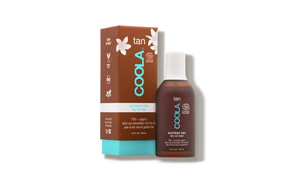 Coola Tan Dry Mist Oil