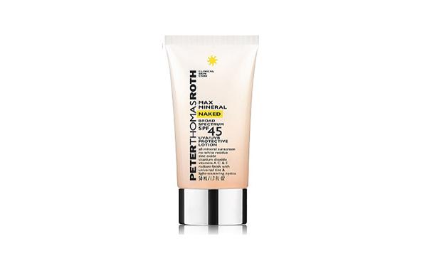 Peter Thomas Roth Max Mineral Naked Sunscreen