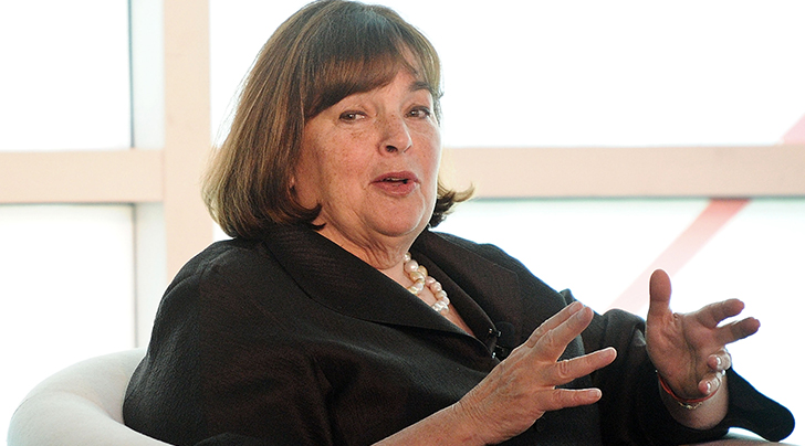 Ina Garten Has a Festive Fourth of July Menu Up Her Chambray Sleeve (Hint: It Involves Chicken)