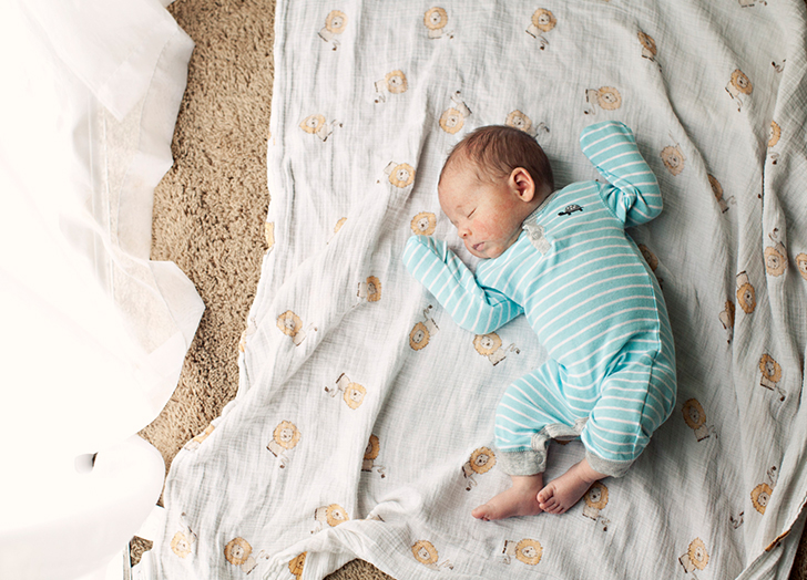I Hired a Baby Sleep Coach and It Only Took Three Nights for My Six-Month-Old to Sleep Through the Night