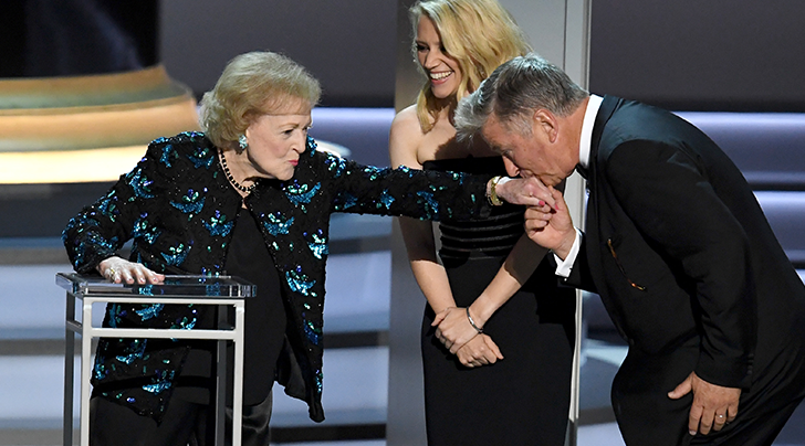 Betty White Has Been on TV Since Before the Very First Emmys 70 Years Ago—and She's Clearly Still Got It