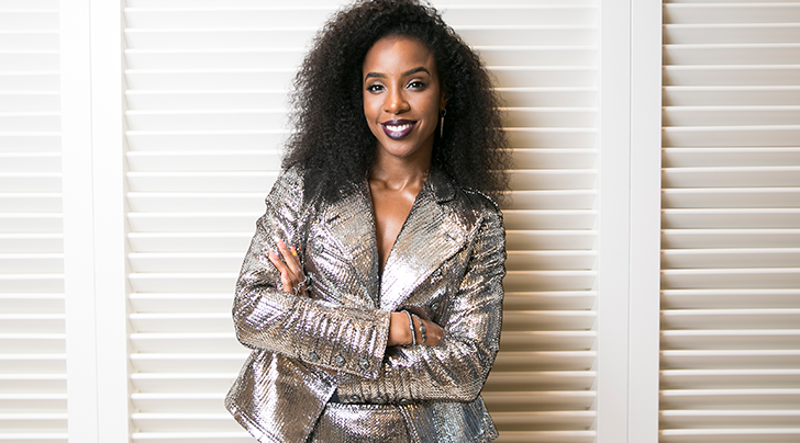 Kelly Rowland Revealed the One Thing That Really Makes Her Feel Like a Calm Mama