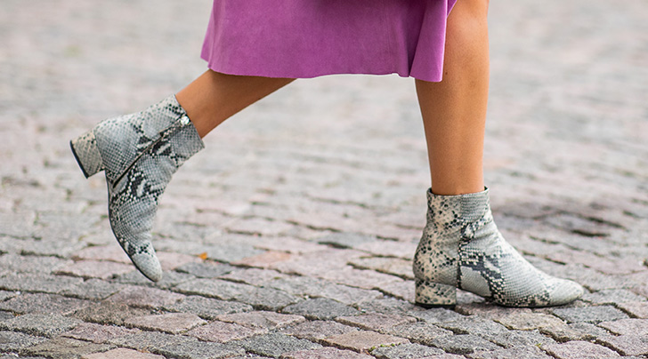 59fdc600fbe How to Wear Ankle Boots and Booties - PureWow
